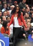 Ciara at Knicks