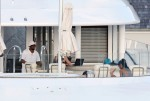 Diddy In St. Barts
