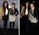fashion week lala and kim