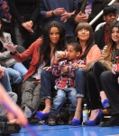 Ciara-and-Lala-Knicks-Game-Courtside